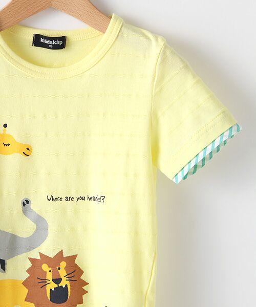kladskap / クレードスコープ Tシャツ | 5アニマルTシャツ | 詳細3