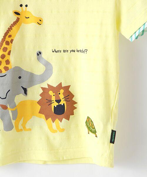 kladskap / クレードスコープ Tシャツ | 5アニマルTシャツ | 詳細4