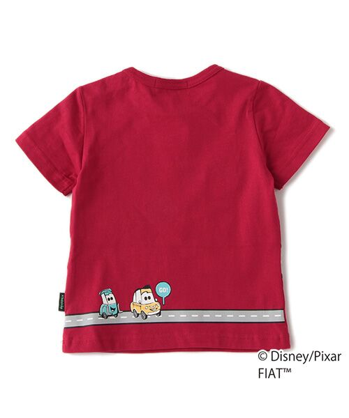 kladskap / クレードスコープ Tシャツ   【DISNEY/PIXAR】 カーズデザイン 道路プリントTシャツ   詳細1