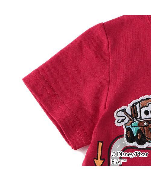 kladskap / クレードスコープ Tシャツ   【DISNEY/PIXAR】 カーズデザイン 道路プリントTシャツ   詳細3