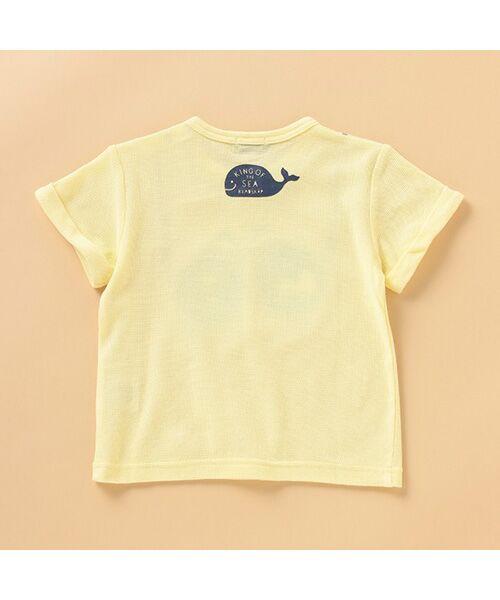 kladskap / クレードスコープ Tシャツ   双眼鏡半袖Tシャツ   詳細2