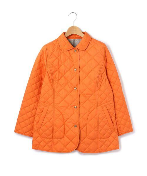 【高島屋限定カラー】サラッと羽織れてすっきりと着こなせる、KORETで人気のリバーシブルコートに高島屋限定カラーが登場。鮮やかなオレンジと落ち着いたグレーの配色で、これからの時期に活躍するアイテムです。
