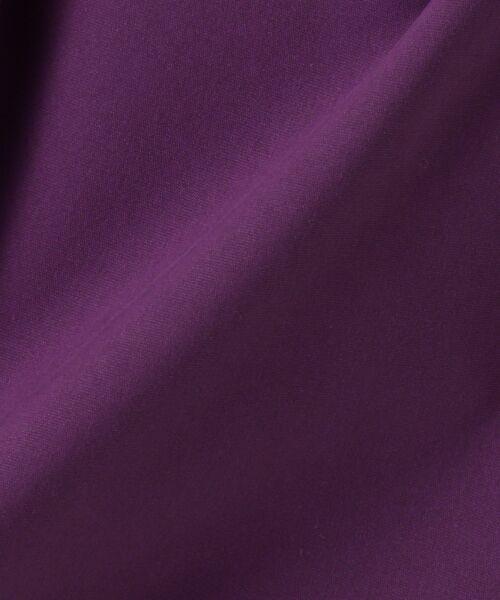 組曲 / クミキョク ミニ・ひざ丈スカート | 【洗える】ライトタスランピーチ スカート | 詳細21