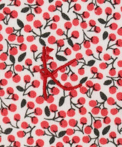 組曲 KIDS / クミキョク キッズ ベビー・キッズウエア | 【80-90cm】スグリプリント ワンピース+ブルマ | 詳細7