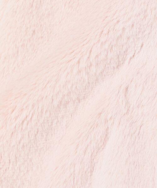 組曲 KIDS / クミキョク キッズ ポンチョ | 【100〜160cm】エコファー マント | 詳細11