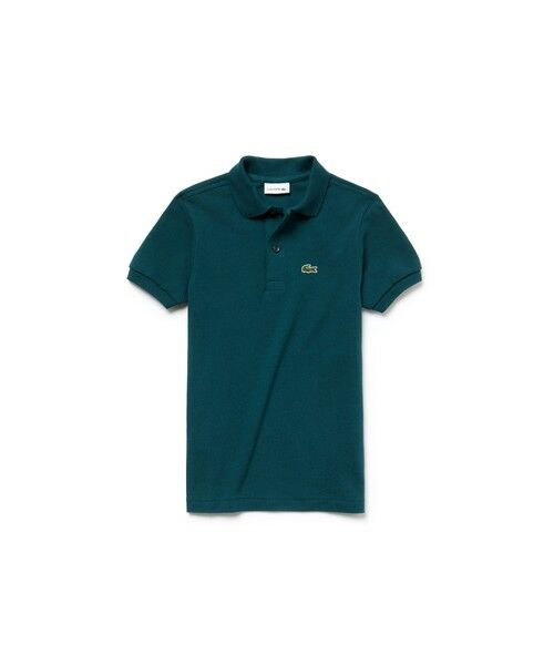 LACOSTE / ラコステ ポロシャツ | Boys ポロシャツ (半袖)(ダークグリーン)