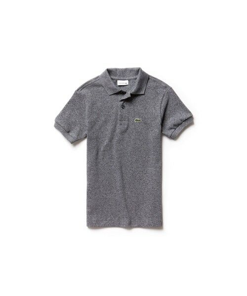 LACOSTE / ラコステ ポロシャツ | Boys ポロシャツ (半袖)(グレー)