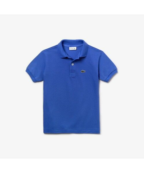 LACOSTE / ラコステ ポロシャツ | Boys ポロシャツ (半袖)(アクア)