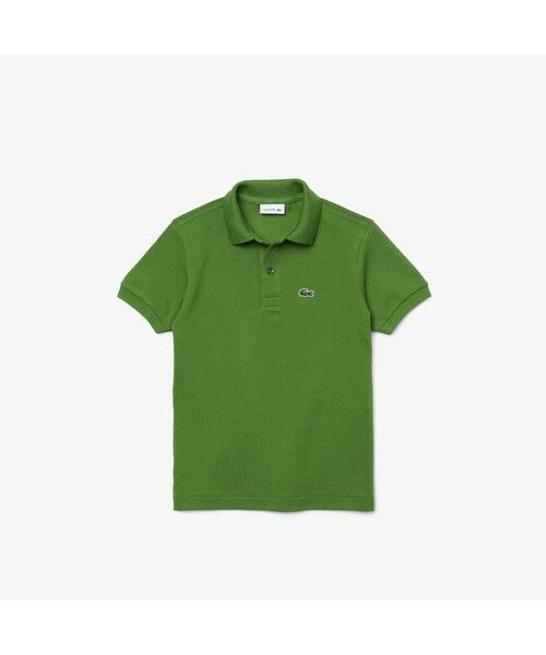 LACOSTE / ラコステ ポロシャツ | Boys ポロシャツ (半袖)(オリーブ)