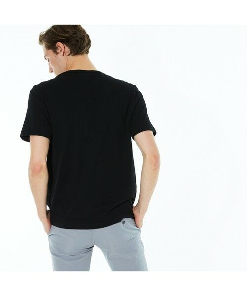 LACOSTE / ラコステ Tシャツ | ベーシッククルーネックポケットTシャツ (半袖) | 詳細6