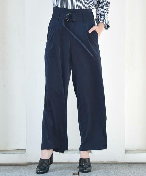 一度穿くとそのシルエットや仕立ての良さですぐ虜に。新作パンツをご紹介!