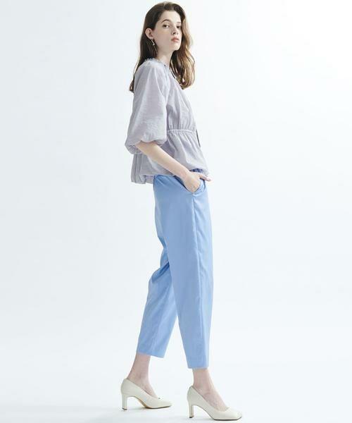 LANVIN en Bleu / ランバン オン ブルー その他アウター | バルーンスリーブジャケット | 詳細13