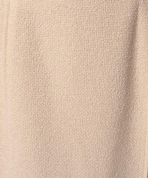 LAPINE BLANCHE / ラピーヌ ブランシュ ミニ・ひざ丈スカート | ウールループツイードスカート | 詳細4