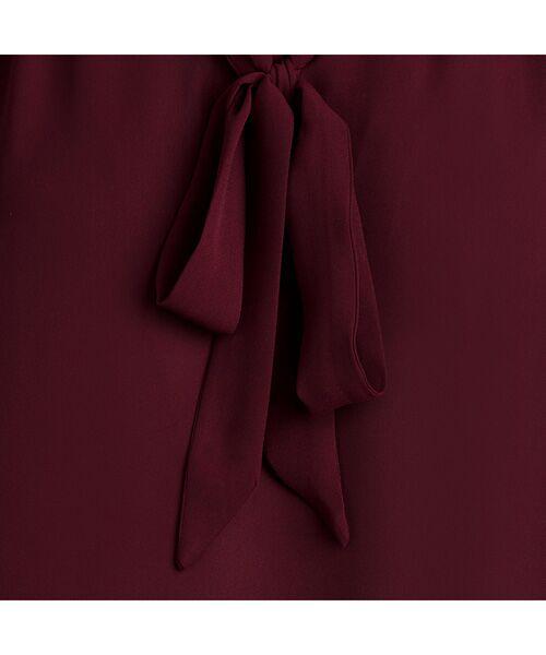 LAUREN RALPH LAUREN / ローレン ラルフ ローレン シャツ・ブラウス   ジョーゼット タイネック トップ   詳細4