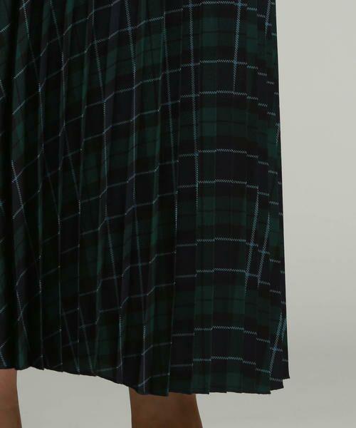 LAUTREAMONT / ロートレアモン スカート | ブリティッシュプリーツスカート | 詳細10