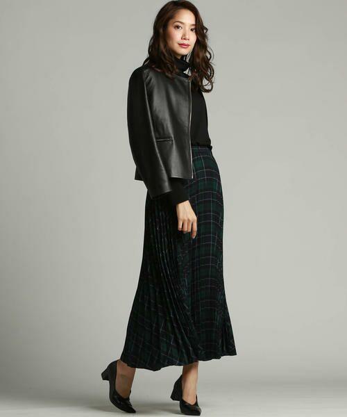 LAUTREAMONT / ロートレアモン スカート | ブリティッシュプリーツスカート | 詳細11