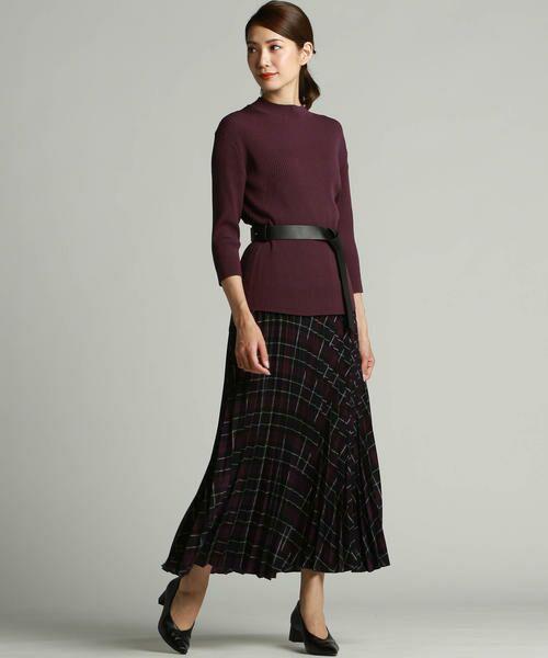 LAUTREAMONT / ロートレアモン スカート | ブリティッシュプリーツスカート | 詳細17