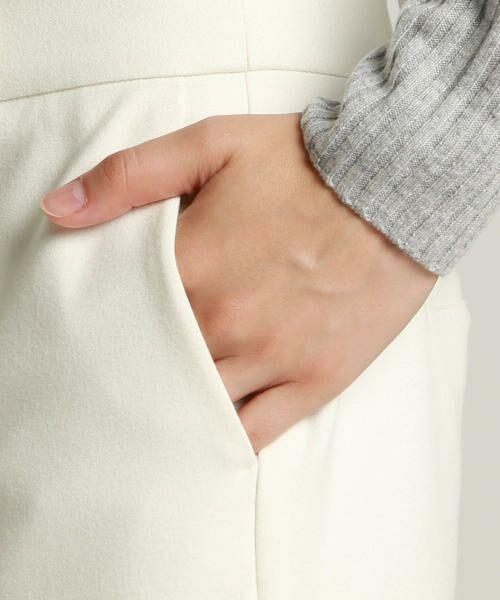LAUTREAMONT / ロートレアモン パンツ | 【雑誌掲載】【こだわりのLAUTREAMONTベーシックパンツ】クリアツイル起毛テーパードパンツ | 詳細4