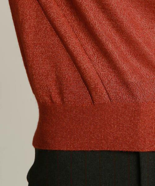 LAUTREAMONT / ロートレアモン ニット・セーター | 袖ボリュームのハイゲージニット | 詳細12