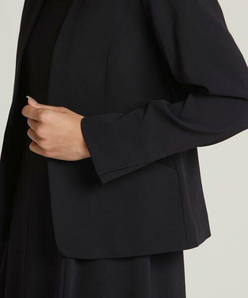 LAUTREAMONT / ロートレアモン テーラードジャケット | ソアパール Vカラーベーシックジャケット《セットアップ対応》 | 詳細6