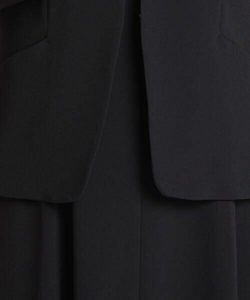 LAUTREAMONT / ロートレアモン テーラードジャケット | ソアパール Vカラーベーシックジャケット《セットアップ対応》 | 詳細8