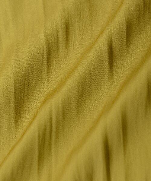 le.coeur blanc / ルクールブラン ロング・マキシ丈スカート | ヴィンテージサテンプリーツロングスカート | 詳細20