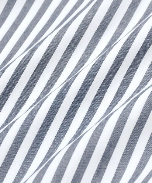 le.coeur blanc / ルクールブラン シャツ・ブラウス | 抜け衿ショールカラーシャツ | 詳細4