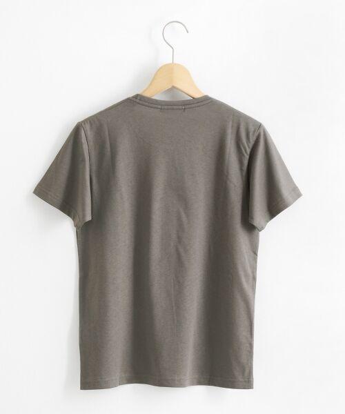 le.coeur blanc / ルクールブラン Tシャツ | メタリックプリントTシャツ | 詳細4