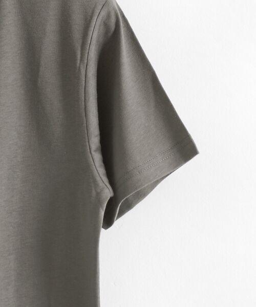 le.coeur blanc / ルクールブラン Tシャツ | メタリックプリントTシャツ | 詳細6