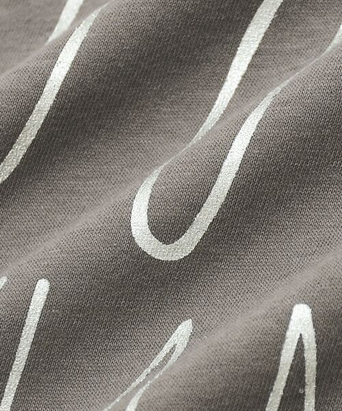 le.coeur blanc / ルクールブラン Tシャツ | メタリックプリントTシャツ | 詳細7