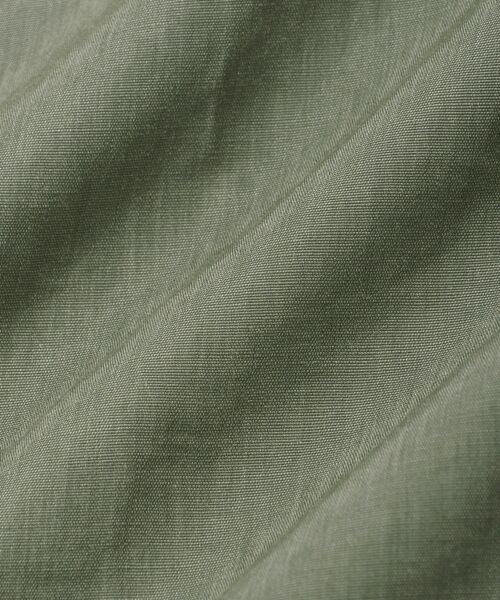 le.coeur blanc / ルクールブラン シャツ・ブラウス | リボンスリーブシャーリングブラウス | 詳細5