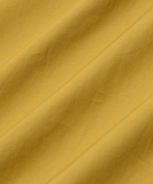 le.coeur blanc / ルクールブラン シャツ・ブラウス | 抜け襟オーバーシャツ | 詳細4