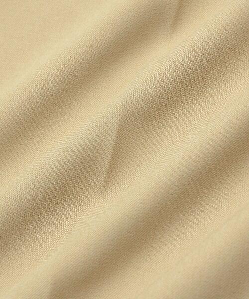 le.coeur blanc / ルクールブラン ショート・ハーフ・半端丈パンツ | ドットボタンクロップドワイドパンツ | 詳細25