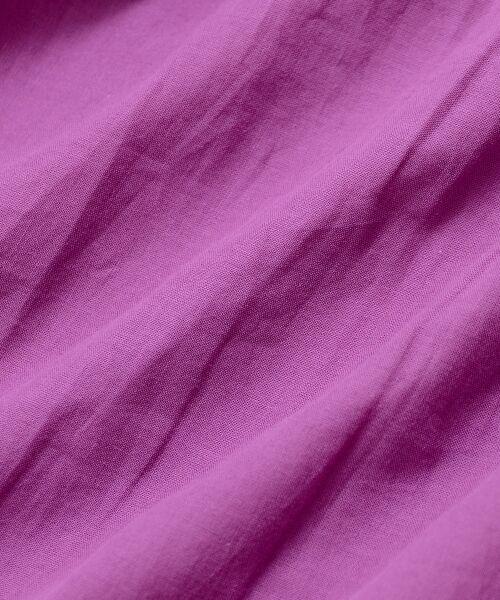 le.coeur blanc / ルクールブラン ロング・マキシ丈スカート | コットンティアードマキシスカート | 詳細28