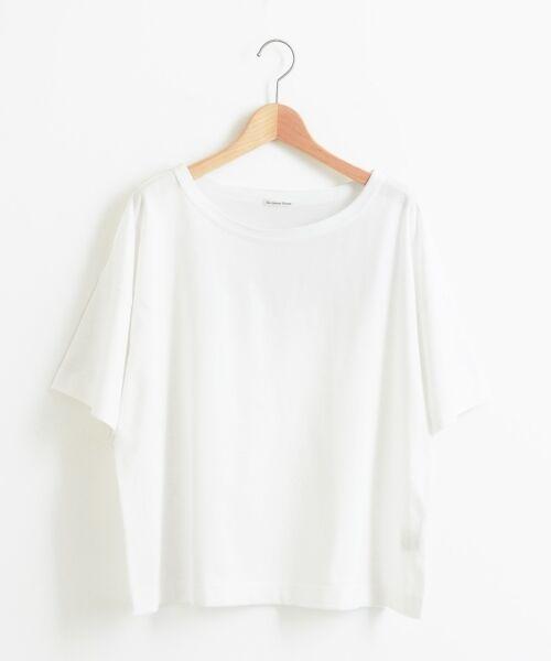 le.coeur blanc / ルクールブラン Tシャツ   BIG Tシャツ(オフ)
