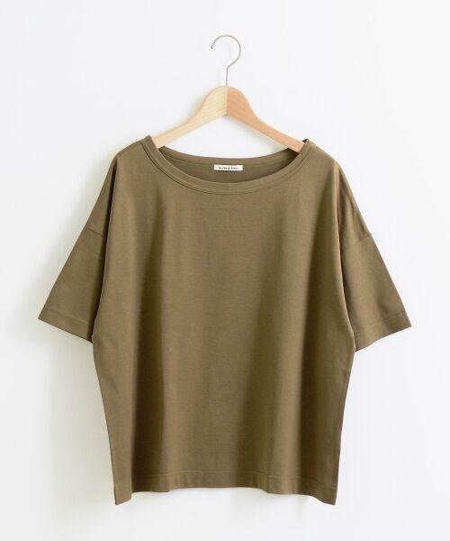 le.coeur blanc / ルクールブラン Tシャツ   BIG Tシャツ   詳細12