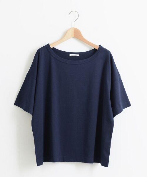 le.coeur blanc / ルクールブラン Tシャツ   BIG Tシャツ   詳細13