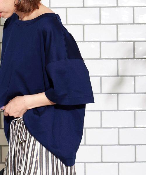 le.coeur blanc / ルクールブラン Tシャツ   BIG Tシャツ   詳細6