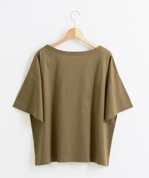 le.coeur blanc / ルクールブラン Tシャツ   BIG Tシャツ   詳細8