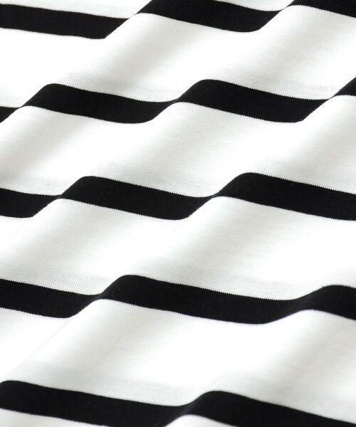 le.coeur blanc / ルクールブラン カットソー | フリルスリーブプルオーバー | 詳細6