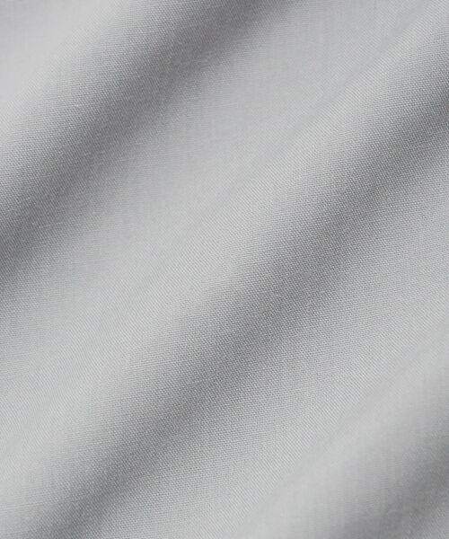 le.coeur blanc / ルクールブラン ミニ・ひざ丈スカート   フラワースカラップレースギャザースカート   詳細6