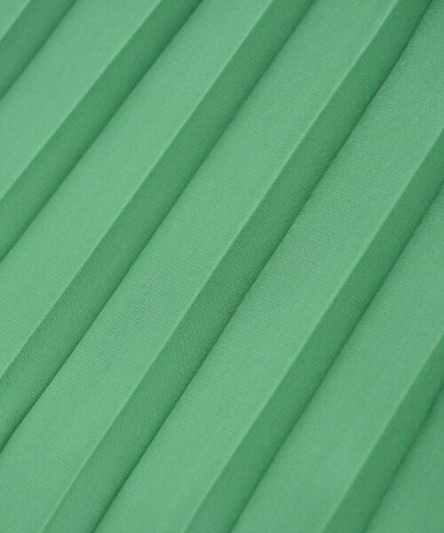 le.coeur blanc / ルクールブラン ロング・マキシ丈スカート | サイドプリーツマキシスカート | 詳細11