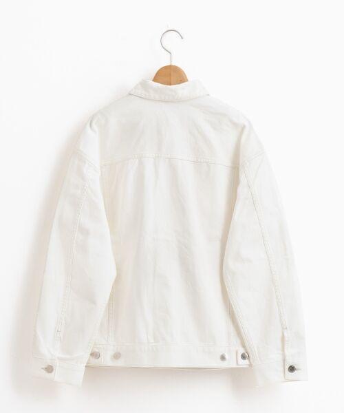 le.coeur blanc / ルクールブラン Gジャン・デニムジャケット | ルーズデニムジャケット | 詳細1