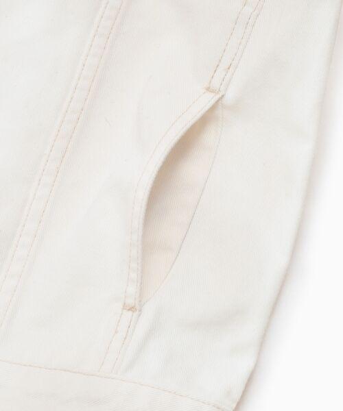 le.coeur blanc / ルクールブラン Gジャン・デニムジャケット | ルーズデニムジャケット | 詳細4