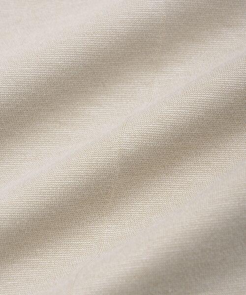 le.coeur blanc / ルクールブラン その他パンツ | サイドラインポンチテーパード | 詳細6