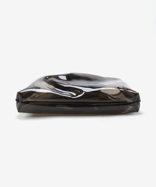 le.coeur blanc / ルクールブラン トートバッグ | バンブーミドルクリアトート | 詳細4