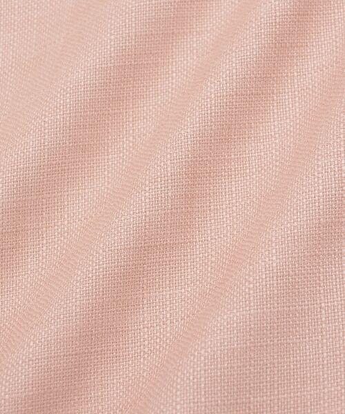 le.coeur blanc / ルクールブラン ロング・マキシ丈スカート | ウエストリボンAラインスカート | 詳細7