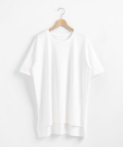 le.coeur blanc / ルクールブラン Tシャツ | BIG Tシャツ | 詳細1