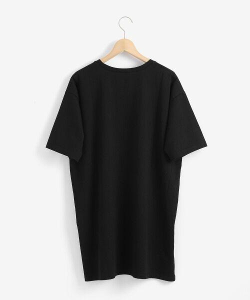 le.coeur blanc / ルクールブラン Tシャツ | BIG Tシャツ | 詳細10