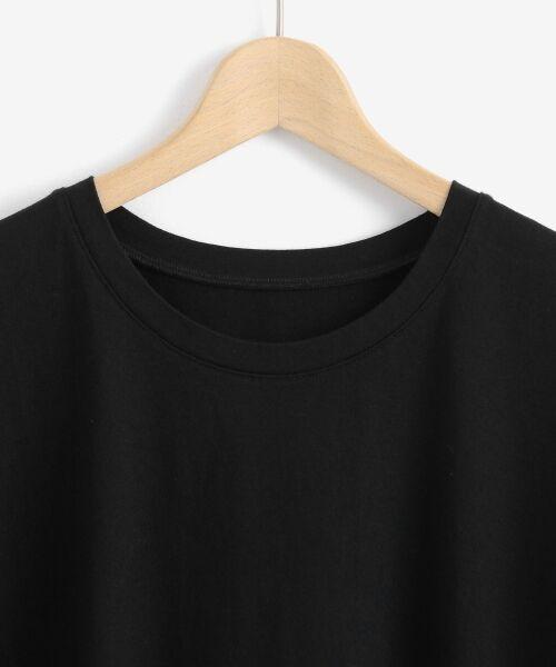 le.coeur blanc / ルクールブラン Tシャツ | BIG Tシャツ | 詳細11